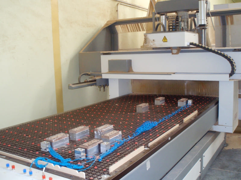 CNC Centro de trabajo Rierge JST32
