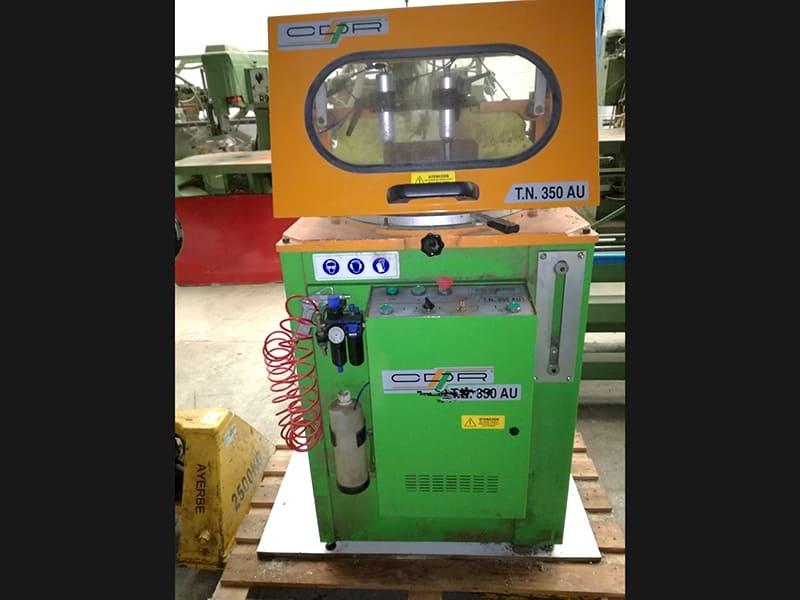 Cortadora de aluminio automática CDR Mód TN350