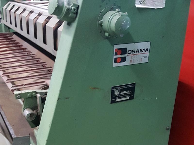 Encoladora Osama 1300mm
