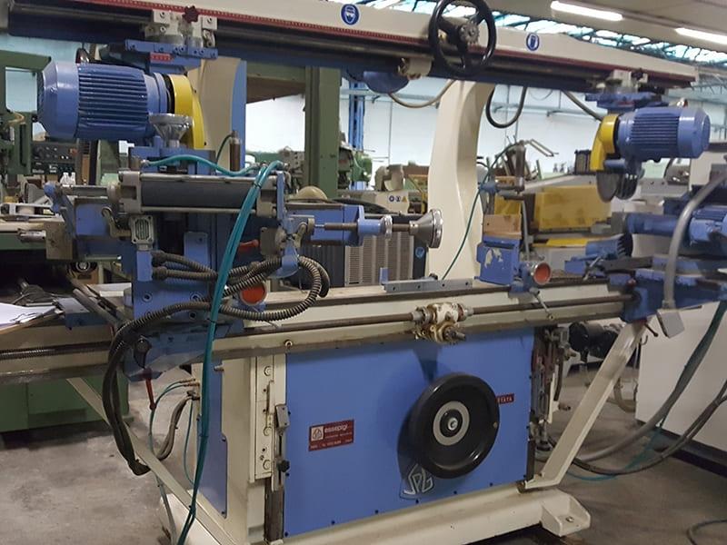 Ingletadora doble Essepigi PF 2200