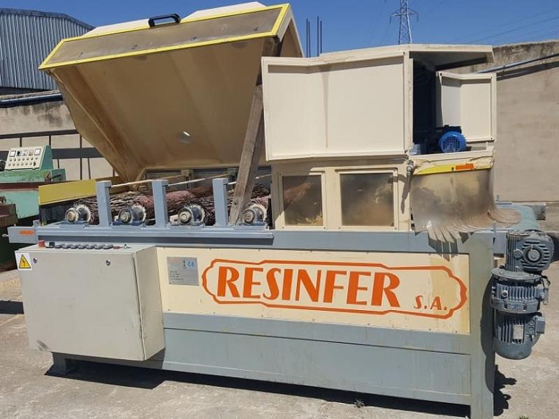 Lijadora  Resinfer C-900R turbo