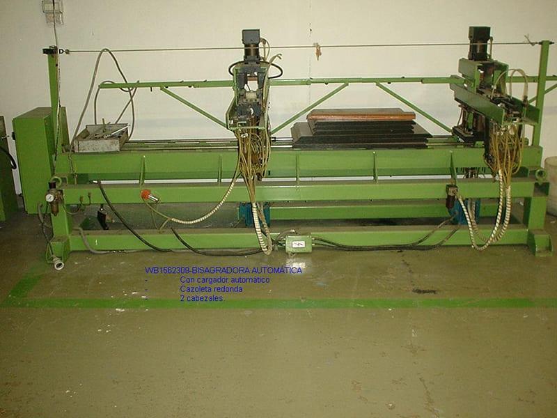 Bisagradora automática WB1562309